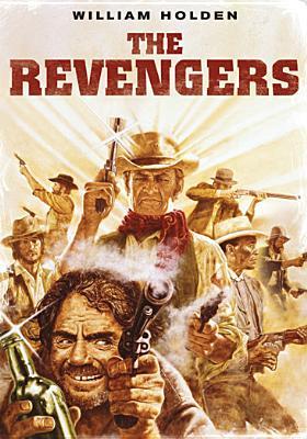 REVENGERS BY HOLDEN,WILLIAM (DVD)