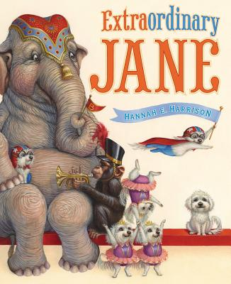 Extraordinary Jane By Harrison, Hannah E.